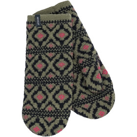 Devold Ona - Guantes Mujer - gris/Oliva